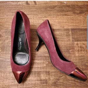 Kenneth cole reaction capped pointed toe